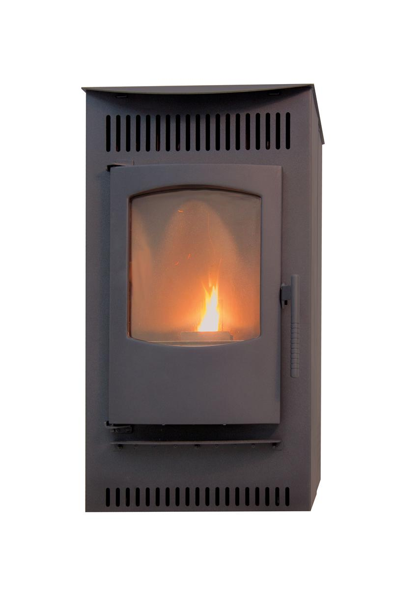 12327 Castle S Serenity Wood Pellet Stove With New Smart