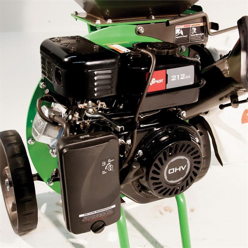 18493 K32 Tazz 212cc Chipper Shredder