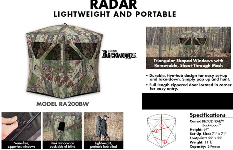 product blades big ts camo blinds hub index blind bloodtrail mike ground barronett