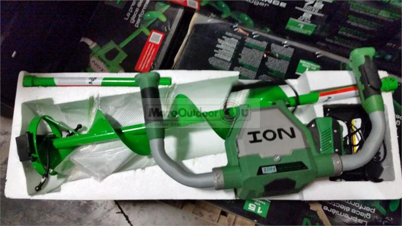 15265 Ion 6 Inch Electric Ice Auger No Reverse Sales Models